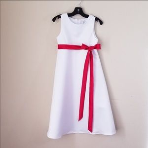White dress size 12